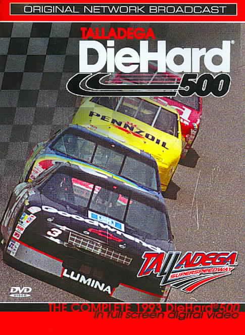 1993 TALLADEGA:NASCAR (DVD)