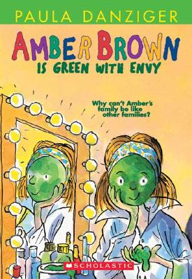 Amber Brown Is Green With Envy By Danziger, Paula/ Ross, Tony (ILT)